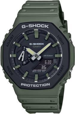 G-SHOCK-CARBON-GA-2110SU-3ADR-Kol Saati