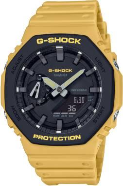 G-SHOCK-CARBON-GA-2110SU-9ADR-Kol Saati