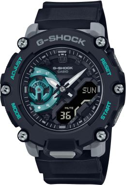 G-SHOCK-CARBON-GA-2200M-1ADR-Kol Saati
