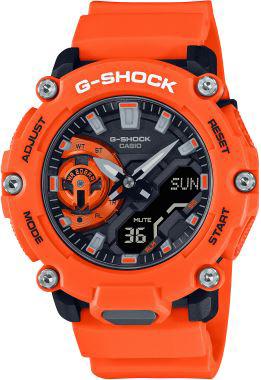 G-SHOCK-CARBON-GA-2200M-4ADR-Kol Saati