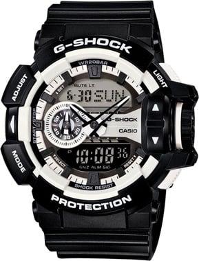 Casio-G-SHOCK-GA-400-1ADR-Kol Saati