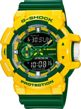 Casio-G-SHOCK-GA-400CS-9ADR-Kol Saati