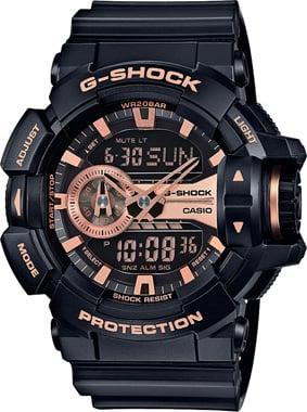 Casio-G-SHOCK-GA-400GB-1A4DR-Kol Saati