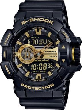 Casio-G-SHOCK-GA-400GB-1A9DR-Kol Saati