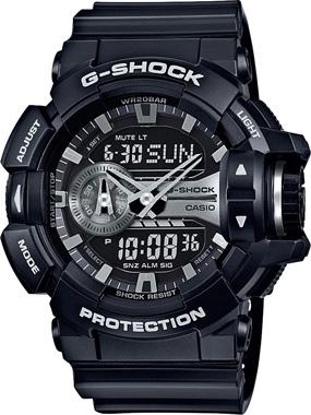 Casio-G-SHOCK-GA-400GB-1ADR-Kol Saati