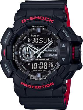 Casio-G-SHOCK-GA-400HR-1ADR-Kol Saati