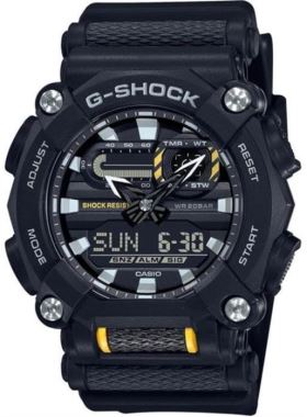 Casio-G-SHOCK-GA-900-1ADR-Kol Saati