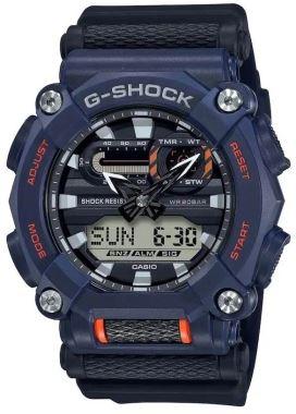 Casio-G-SHOCK-GA-900-2ADR-Kol Saati