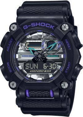 Casio-G-SHOCK-GA-900AS-1ADR-Kol Saati