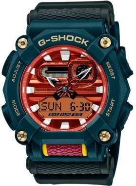 Casio-G-SHOCK-GA-900DBR-3ADR-Kol Saati