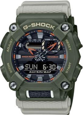Casio-G-SHOCK-GA-900HC-3ADR-Kol Saati