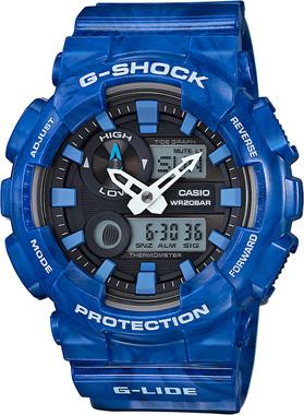 G-SHOCK-G-LIDE-GAX-100MA-2ADR-Kol Saati