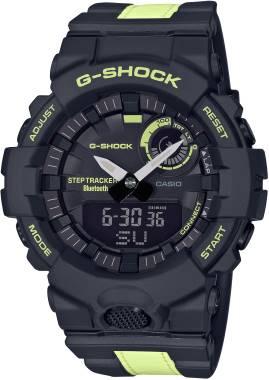 G-SHOCK-G-SQUAD-GBA-800LU-1A1DR-Kol Saati