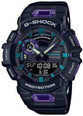 G-SHOCK-G-SQUAD-GBA-900-1A6DR-Kol Saati