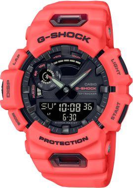 G-SHOCK-G-SQUAD-GBA-900-4ADR-Kol Saati