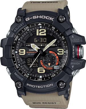 G-SHOCK-MASTER OF G-GG-1000-1A5DR-Kol Saati