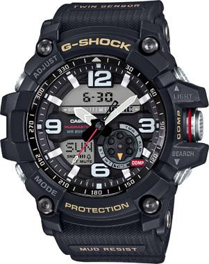 G-SHOCK-MASTER OF G-GG-1000-1ADR-Kol Saati