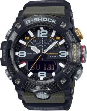 G-SHOCK-MASTER OF G-GG-B100-1A3DR-Kol Saati