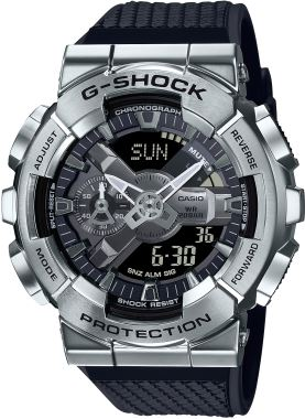 G-SHOCK-UNISEX G-SHOCK-GM-110-1ADR-Kol Saati