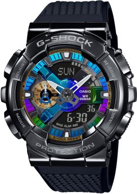 G-SHOCK-UNISEX G-SHOCK-GM-110B-1ADR-Kol Saati
