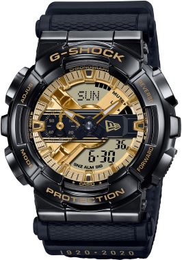 G-SHOCK-UNISEX G-SHOCK-GM-110NE-1ADR-Kol Saati