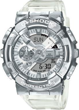 G-SHOCK-UNISEX G-SHOCK-GM-110SCM-1ADR-Kol Saati