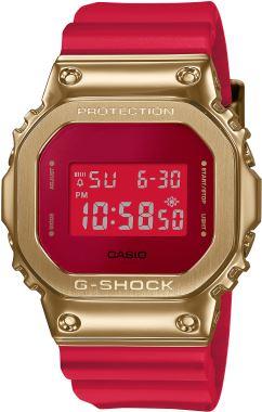 Casio-G-SHOCK-GM-5600CX-4DR-Kol Saati