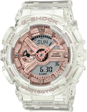 G-SHOCK-UNISEX G-SHOCK-GMA-S110SR-7ADR-Kol Saati