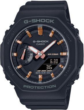 G-SHOCK-UNISEX G-SHOCK-GMA-S2100-1ADR-Kol Saati