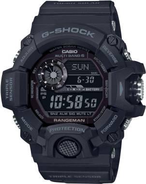 G-SHOCK-MASTER OF G-GW-9400-1BDR-Kol Saati
