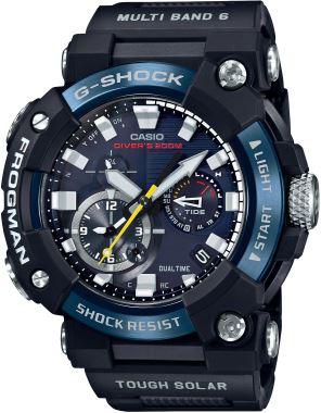 G-SHOCK-MASTER OF G-GWF-A1000C-1ADR-Kol Saati