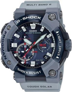 G-SHOCK-MASTER OF G-GWF-A1000RN-8ADR-Kol Saati