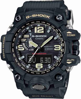 G-SHOCK-MASTER OF G-GWG-1000-1ADR-Kol Saati