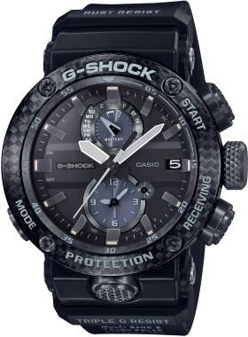 G-SHOCK-MASTER OF G-GWR-B1000-1ADR-Kol Saati