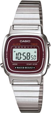 Casio-RETRO-LA670WA-4DF-Kol Saati