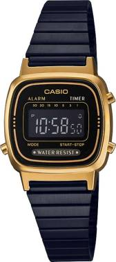 Casio-RETRO-LA670WEGB-1BDF-Kol Saati