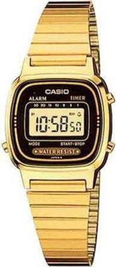 Casio-RETRO-LA670WGA-1DF-Kol Saati