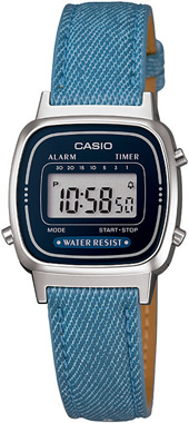Casio-RETRO-LA670WL-2A2DF-Kol Saati