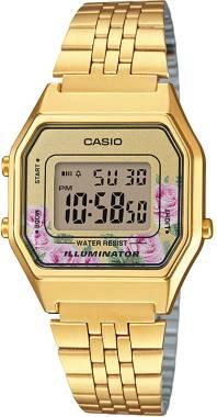 Casio-RETRO-LA680WGA-4CDF-Kol Saati