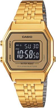 Casio-RETRO-LA680WGA-9BDF-Kol Saati