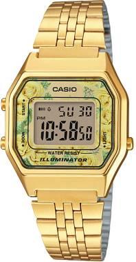 Casio-RETRO-LA680WGA-9CDF-Kol Saati