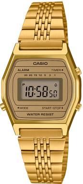 Casio-RETRO-LA690WGA-9DF-Kol Saati