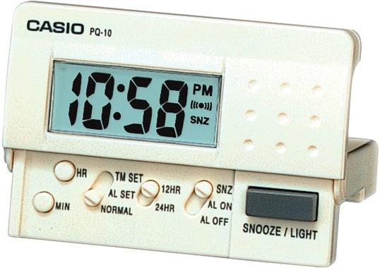 CLOCK-MASA SAATİ-PQ-10-7R-Masa Saati