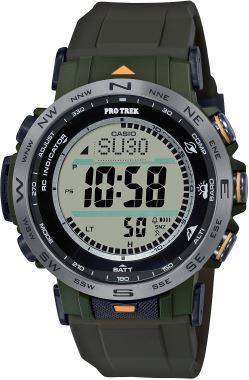 Casio-PRO-TREK-PRW-30Y-3DR-Kol Saati