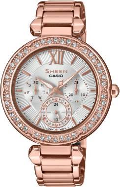 Casio-SHEEN-SHE-3061PG-7AUDR-Kol Saati