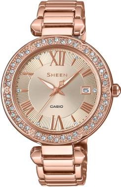 Casio-SHEEN-SHE-4057PG-4AUDF-Kol Saati