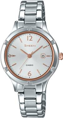 Casio-SHEEN-SHE-4533D-7AUDF-Kol Saati