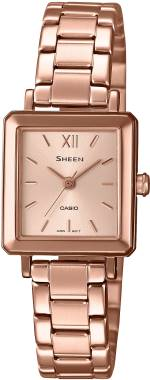 Casio-SHEEN-SHE-4538PG-4AUDF-Kol Saati