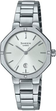 Casio-SHEEN-SHE-4543D-7AUDF-Kol Saati