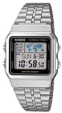 Casio RETRO A500WA-1DF Kol Saati